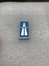 Kraftwerk AUTOBAHN Pin Badge Electronic Synth Pop Electro Funk Art Post Punk
