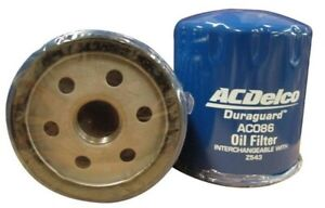 Oil Filter – Canister Acdelco ACO86 Z543 For Epica Escape Peugeot Citroen Chry