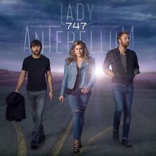 LADY ANTEBELLUM (747 DELUXE EDITION CD - SEALED + FREE POST)