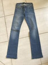 Girls Abercrombie Jeans Size 14S Slim Boot Cut