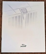 1994 JAGUAR XJ40 Sales Brochure - Mint Brand New Old Stock! - XJ6 XJ12 Sovereign