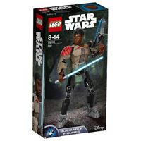 LEGO STAR WARS Finn Buildable Posable Figure 75116 | Brand New