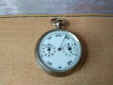 Step Counter Pedometer Brevet 15676 Rare Old Antique style pocket watch