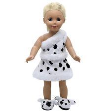 "Fits 18"" American Girl Madame Alexander Handmade Doll Clothes dress MG262"