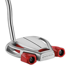New Taylormade Spider Tour Platinum Putter - Choose Length - Superstroke Grip