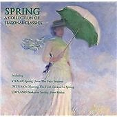 Various Composers-Spring - A Collection of Seasonal Classics CD   New