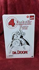 Marvel Legends Dr Doom Retro Card 6? Action Figure NEW Sealed Fantastic Four
