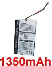 Batterie 1350mAh type IA1TB12B1 ICF383461 LAB363562B UP383562A Pour Palm M500