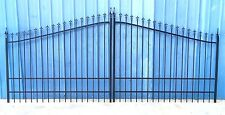 Free Shipping* Driveway Gate 14 Ft Wd Steel / Iron Ds Residential Home Security