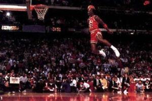 Vintage Michael Jordan MVP 5284 New and Sealed Slam Dunk Contest