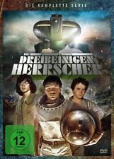 Die dreibeinigen Herrscher Box - Die komplette Serie TRIPODS (6 DVD) Staffel 1+2