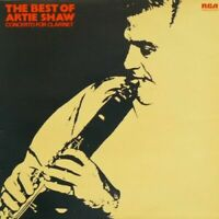 Artie Shaw And His Orchestra-The Best Of Artie Shaw-Concerto For Clarinet (LP6)