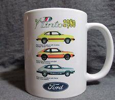 1980 Ford Pinto 3-Door Runabout Coffee Cup, Mug - New - Custom Design