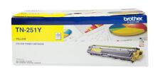 Brother TN-251 Laser Toner Cartridge - Yellow