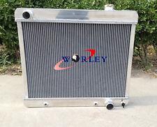 3 Rows Aluminum Radiator for 1963-1966 Chevy Truck C10 C20 C30 64 65 66