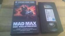 Video Film George Miller - Mad Max 2 : Der Vollstrecker (FSK 16 / 87min) WARNER