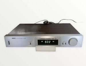 Vintage Akai AT-K03 - AM/FM Stereo Tuner - HiFi Engine Clean Nice Radio Stereo