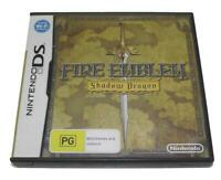 Fire Emblem Shadow Dragon Nintendo DS 2DS 3DS Game *Complete*