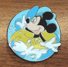 Disney Hidden Mickey - Mickey Mouse On Inner-Tube Official 2007 Collectible Pin!