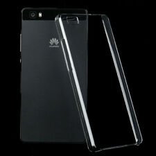 Ultra Thin Transparent Crystal Hard Plastic Case Cover For Huawei Ascend P9 Lite