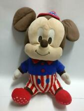 "Disney Mickey Mouse Singapore 12"" Plush Soft Toy F/S (PTY002)"