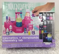 You*Niverse Cosmetics Compounds Chemistry Lab New Bonus Poster Included