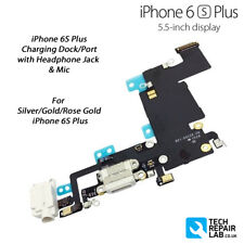 NEW iPhone 6S Plus Lightning Port/Charging Dock Assembly + Headphone Jack & Mic