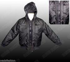 Manteaux, vestes et tenues de neige noir pour garçon de 14 ans