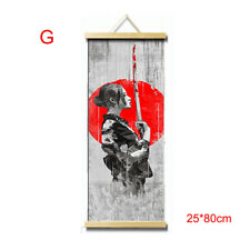HD Canvas Painting Wall Art Poster Japanese Style Home Decor Hanging Picture New