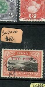 TONGA  (P1904B)  2D/5/-    SG 70       VFU