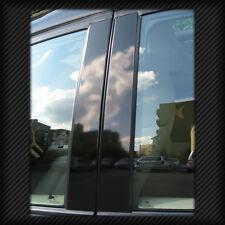 Türsäulen Folien Schwarz für VW Golf VI VII 6 7 B-Säulen Pillar Black