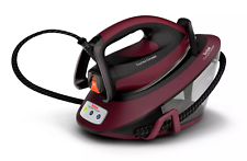 Tefal SV7130G0 Steam Generator Station Iron Express 1.7L 2600w Red