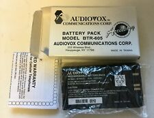 Original Audiovox Battery Pack Model BTR -605 4.8V, 650mAh nickel metal hydride