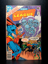 COMICS:DC: Justice League of America #156 (1978), Giant Size issue -RARE (flash)