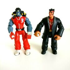 Action Man A.T.O.M. Alpha Teens on Machines Action Man ATOM A.Paine & Wrecka