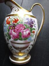 Superbe pot à lait en porcelaine Valenciennes ? 19 siècle   Paris