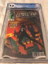 AMAZING SPIDER-MAN RENEW YOUR VOWS #13 CGC 9.8 LENTICULAR 252 HOMAGE COVER