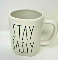 Rae Dunn STAY SASSY Mug