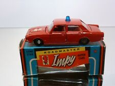 IMPY LONE STAR ROADMASTER #18 FORD CORSAIR - FIRE CHIEF 1:58 - VERY GOOD IN BOX