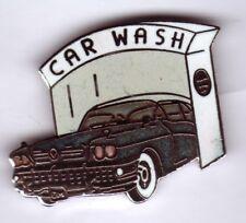 Pin's Demons & Merveilles Voiture Americaine  Car wash #19