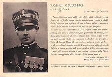 # LOREO- Rovigo: Cap. RORAI GIUSEPPE-A CURA DEL MUSEO STORICO BRIGATA GRANATIERI