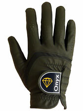 Brand New Onyx Golf Glove..... All Weather..... Men's Right Hand Large ....Black