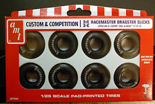AMT003 M + H Racemaster Dragster Slicks Tall & Wide 11,75 x 16, 1:25