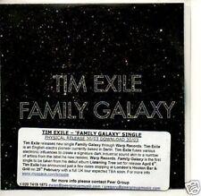 (808O) Tim Exile, Family Galaxy - DJ CD