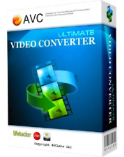 AVC Any Video Converter ULTIMATE | Latest Version 6.2 | Digital Download