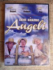Non siamo angeli - Humphrey,Peter Ustinov e Aldo Ray - DVD
