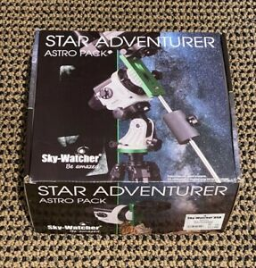 Sky-Watcher Star Adventurer Astro Pack - Model S20510 - NEW - FAST SHIP