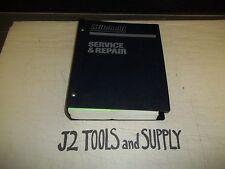 Mitchell1 Chassis Domestic Light Trucks & Vans Service & Repair Manual 1992-93