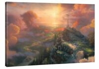 Thomas Kinkade The Cross 24 x 36 Gallery Wrapped Canvas