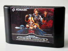 Castlevania Sega Mega Drive PAL Video Games